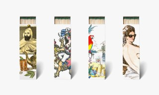 Cire Trudon Launches a Scented Matchstick Series