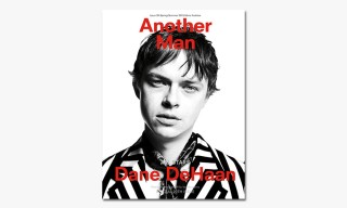 "Willy Vanderperre Shoots Dane DeHaan for ""Another Man"" Anniversary Cover"