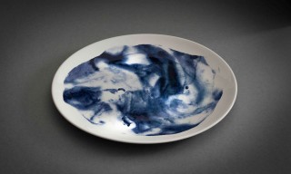 "Faye Toogood ""Indigo Blue"" Ceramics for 1882"