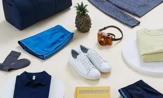 A Retro Surf-Inspired Resort Collection by Frank & Oak