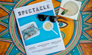 "Inside Garrett Leight Journal ""Spectacle"" Issue 5"