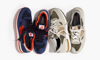 "An Original Returns with the New Balance ""990 V.1"" Sneaker by J.Crew"