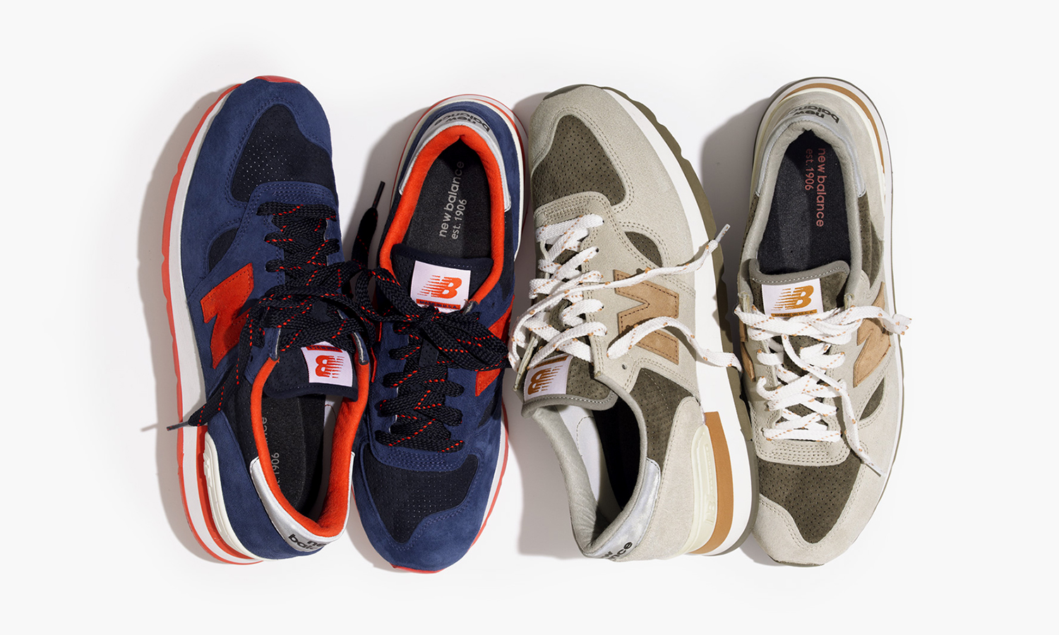 New Balance 990 V.1 Sneaker by J.Crew