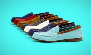 "J.M. Weston Unveil their New Loafer with ""Le Moc Weston"" Animation"