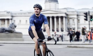 First Look | Cycle Through London with Le Coq Sportif Spring/Summer 2015