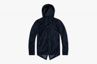 Nemen Introduce a Fishtail Parka in 2 Colors · Selectism