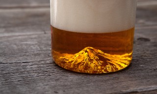 "North Drinkware Create ""The Oregon Pint"" Featuring Mount Hood"