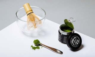 A Minimalist & Modern Japanese Matcha Green Tea Set by PANATEA