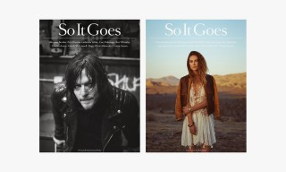 "First Look | Inside ""So it Goes"" Magazine Issue 5"