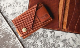 """Tanner Goods Discover New Textures with """"Perforated"""" Line"""