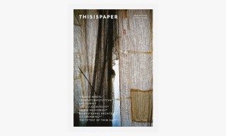 "Preview the Redesigned ""Thisispaper"" Magazine"