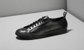 Todd Snyder & PF Flyers Release the Rambler in Perforated Leather