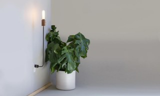 The Clever Wald Plug Light Is a New Take on the Floor Lamp