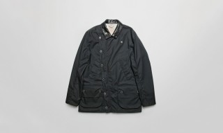 Foot the Coacher Create Wax Jackets with The Great British Millerain