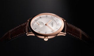 Hermès Releases its First Watch Range in 20 Years, the Slim d'Hermès