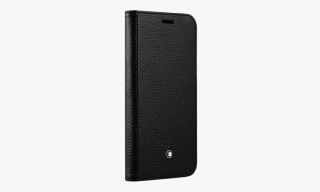 "Montblanc Develops a Durable ""Extreme Leather"" Smartphone Case for Samsung"