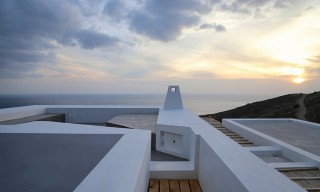 See the Stunning Views from 2 Picturesque Greek Seaside Homes
