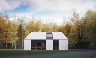 """Tind"" – A Modern Pre-Fab Home by Claesson Koivisto Rune"