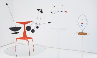 Dominique Lévy Gallery NYC Exhibits Rare Alexander Calder Sculptures