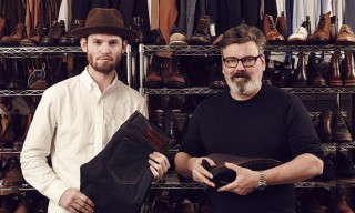 Billiam Jeans Create Cone Mills Selvedge Denim for Oliver Sweeney