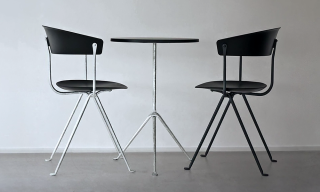 "The Making of the Wrought Iron ""Officina"" Collection by the Bouroullec Brothers"