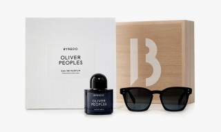 Byredo & Oliver Peoples Release Scent & Sunglasses Collaboration