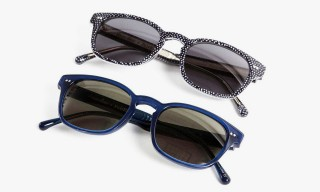 FairEnds Debuts Sunglasses with Steven Alan Optical