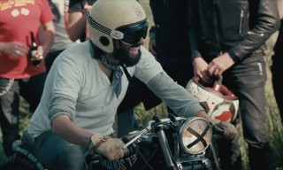 "Preview ""The Greasy Hands Preachers"" Motorcycle Film"