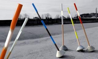 The Innovative L01 Tilting Pole Lamp by Austria's Dekappa