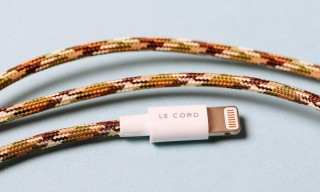 Fine Leather & Rope Cables from Sweden's Le Cord