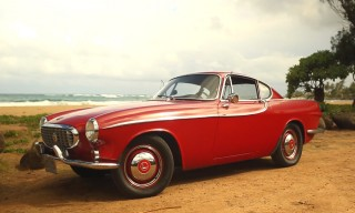 Take a Trip Around Kauai Island in a 1967 Volvo P1800