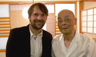 Noma Head Chef René Redzepi Interviews Legendary Sushi Master Jiro Ono