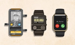 The Illustrated History of Wearable Technology