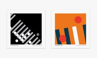 "Bezar ""Remixes"" Record Albums Designed by Artist Josef Albers"