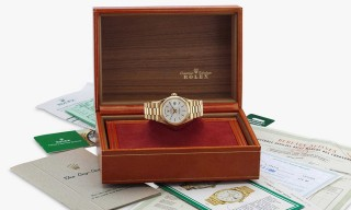 Christie's Auction 23 Boxed Vintage & Classic Rolex Watches