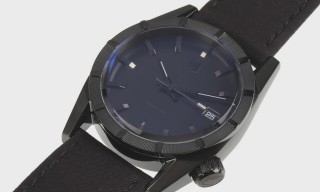"March LA.B Create ""Electric Black"" AM59 Watch for colette"
