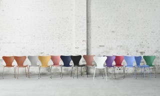 "Fritz Hansen Releases New Limited-Edition Colors of Arne Jacobsen's ""7 Chair"""