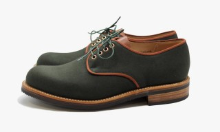 Grenson for Private White V.C. Derby Shoes