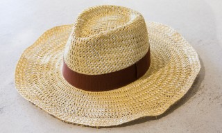 Larose Paris Straw Hats for United Arrows Beauty&Youth