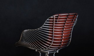 The Making of the Wire Saddle Chair by Copenhagen's Overgaard & Dyrman