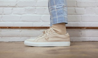 Summery Pastel Sneakers by Orley & Greats