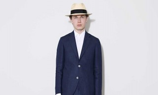 Oscar Jacobson Suiting for Stockholm Retailer Nitty Gritty