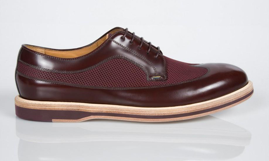 """Paul Smith """"Classics with a Twist"""" Shoes 2015"""