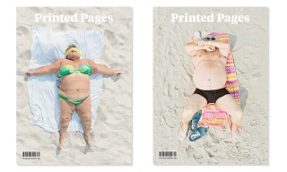 "Preview ""Printed Pages"" Magazine's Spring/Summer 2015 Issue"