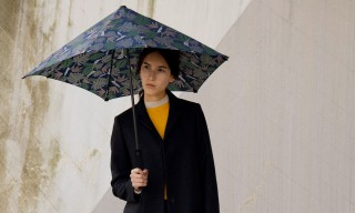 "A Storm-Proof ""Monsoon"" Umbrella Collection from Senz"