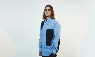 A Modern Take on Shirting from Soe Fall/Winter 2015