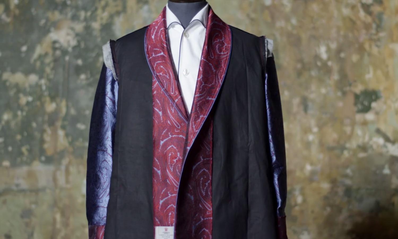 turnbull  u0026 asser dressing gown film  u2022 selectism