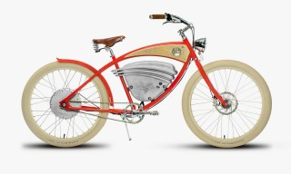 "Vintage Electric Releases the Limited Edition ""Cruz"" E-Bike"