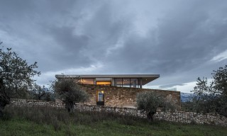 platau Architects Create Incredible Mountain View Home in Lebanon
