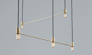 "The ""Constellation"" Lighting Series by Ben Wahrlich for Anaesthetic"